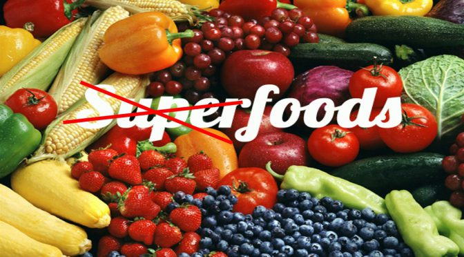 5 'superfood' myths