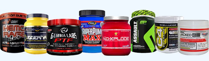 A Guide To Pre Workout Supplements