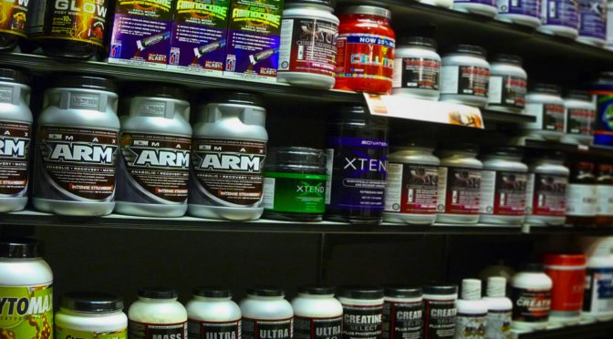 The Best Workout Supplements